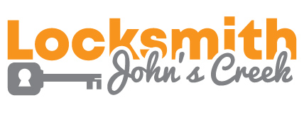 locksmith johns creek logo