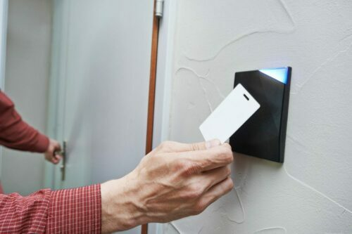 Card Reader access control systems installed in Johns Creek GA