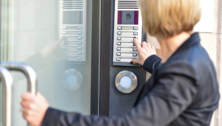 buzzer access control systems installed in Johns Creek Georgia